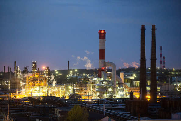 Reliance Industries' refinery complexity index rises 66 per