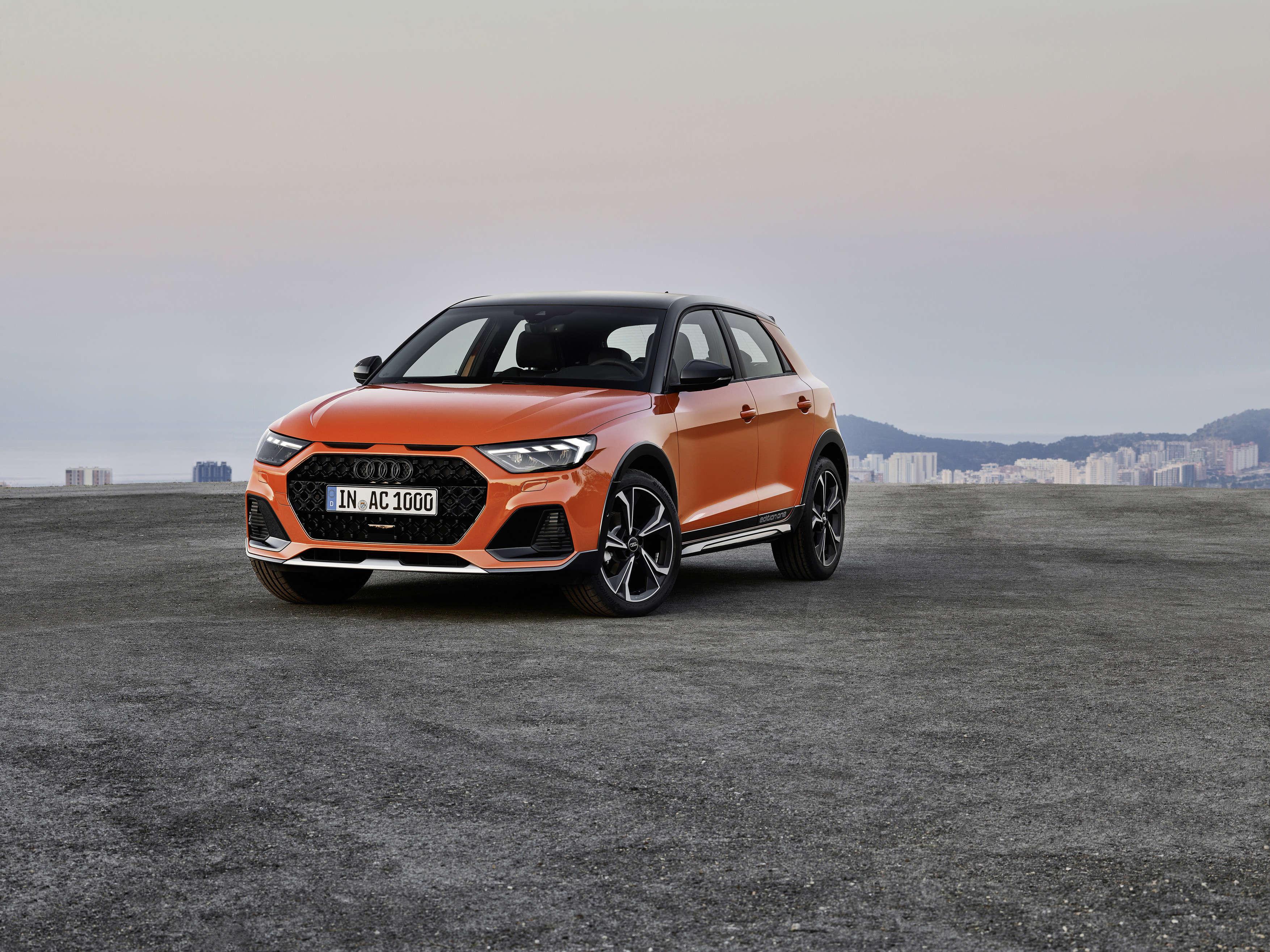 European Auto Expo >> Audi A1 Citycarver Audi Unveils A1 Citycarver In Europe Auto News