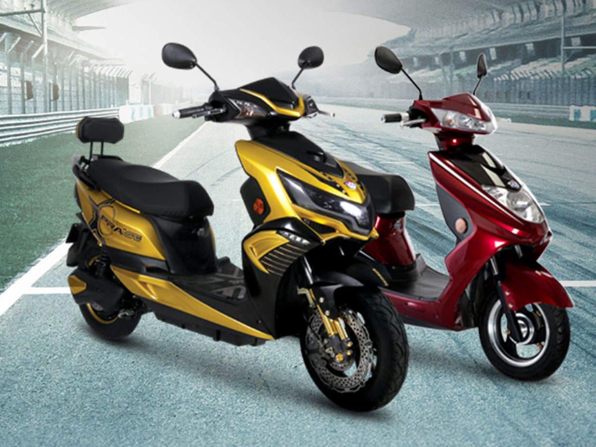 Okinawa slashes price of e-scooters post GST cut, Auto News, ET Auto