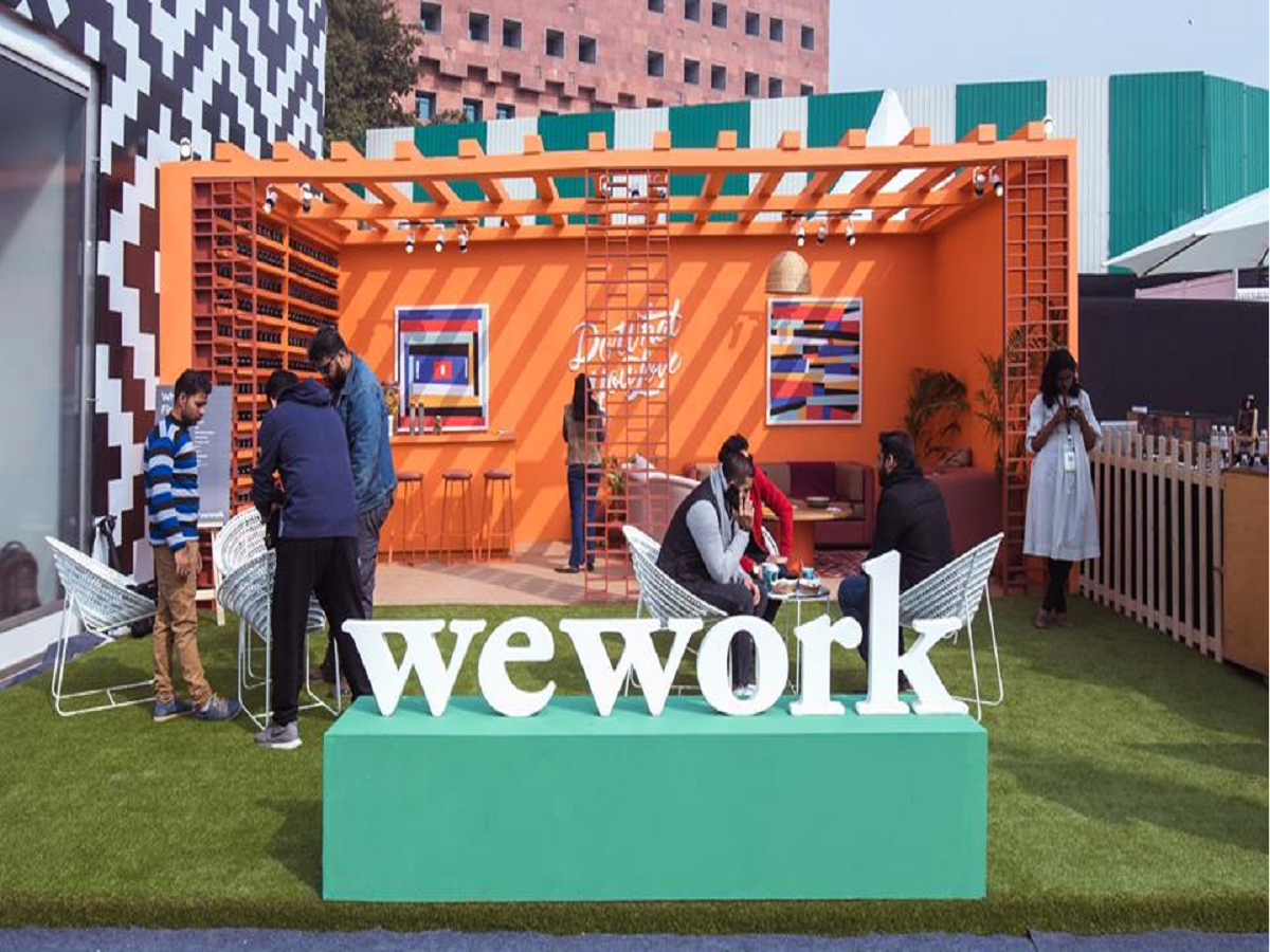 WeWork: WeWork obtains commitments for $6 billion IPO-linked debt