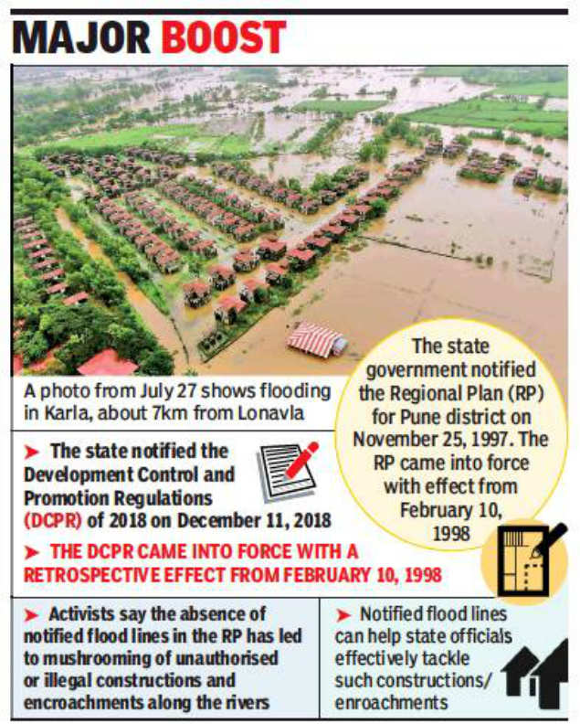 Maharashtra government to tighten building rules around Pune's Indrayani riverbed