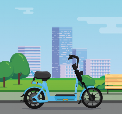 Yulu's Miracle, a dockless battery-powered lightweight scooter, launched the city in February, has been receiving an overwhelming response.