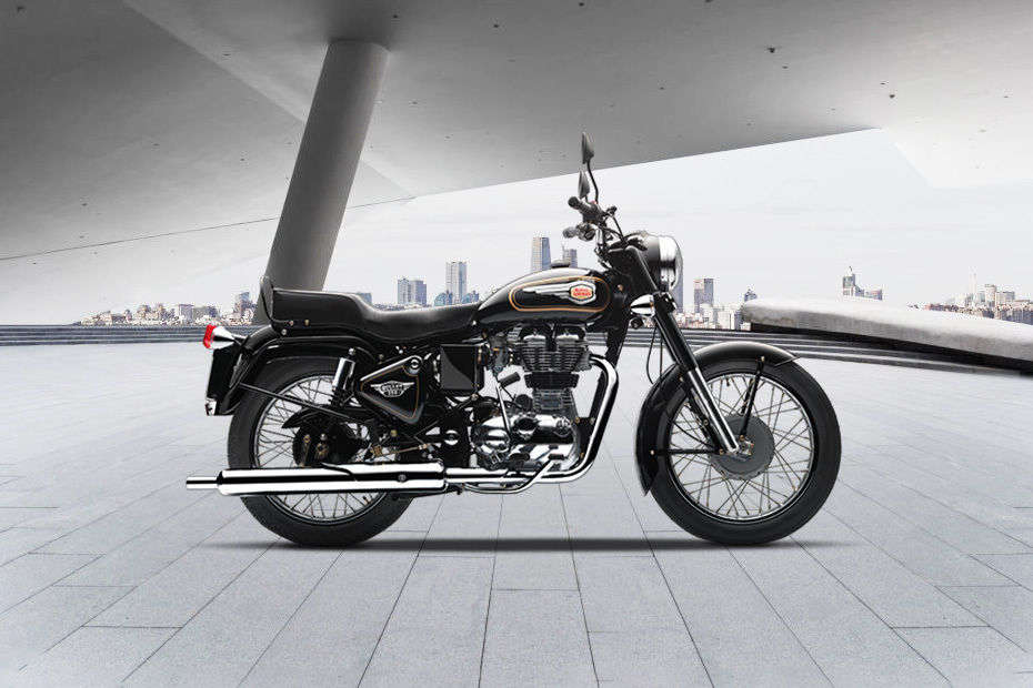 The new Bullet variants come with new colours and livery along with contemporary blacked-out design themes providing a wide range of options to the buyers.