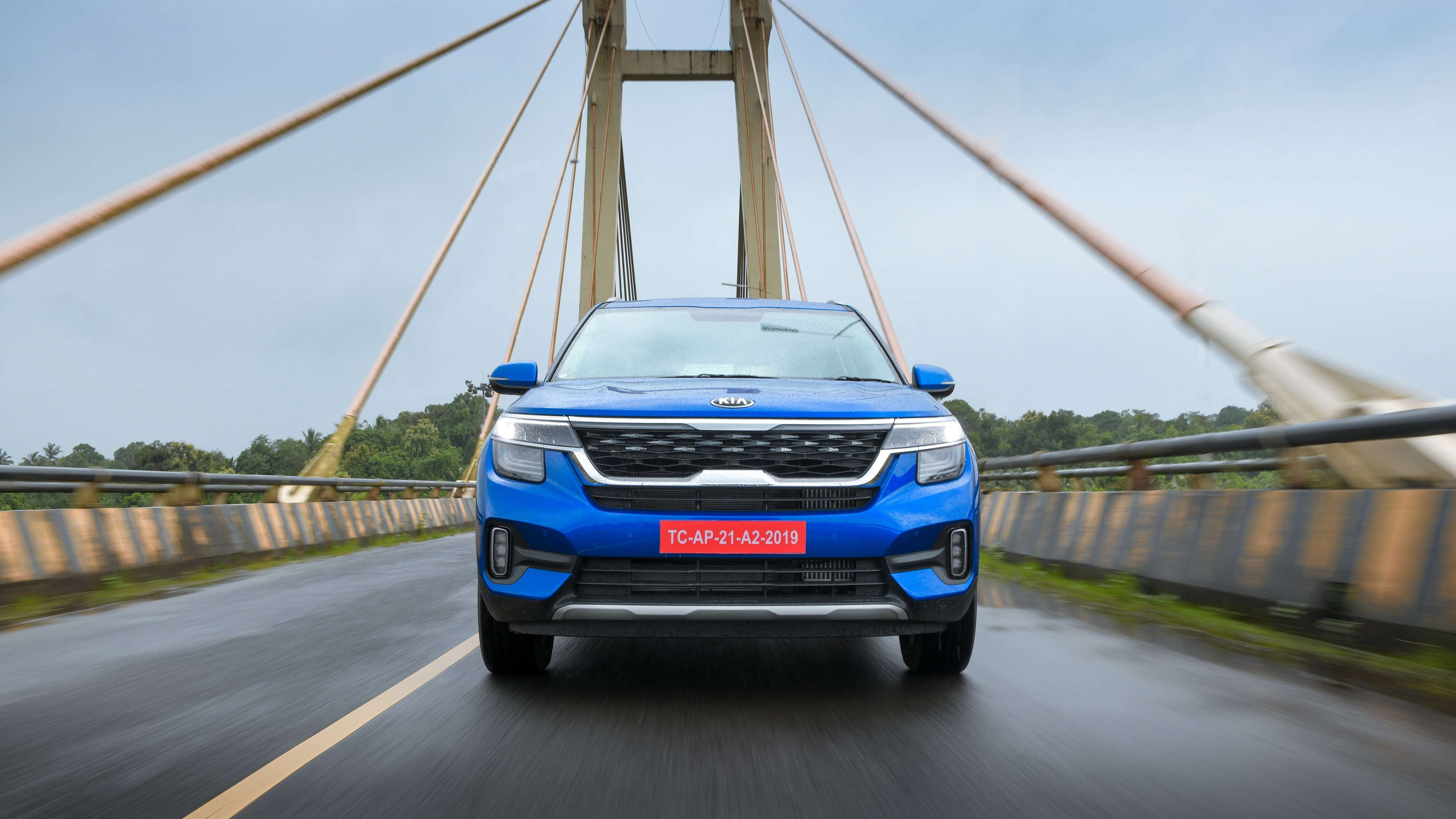 Kia Seltos review: Kia Seltos First Drive Review: A new benchmark in