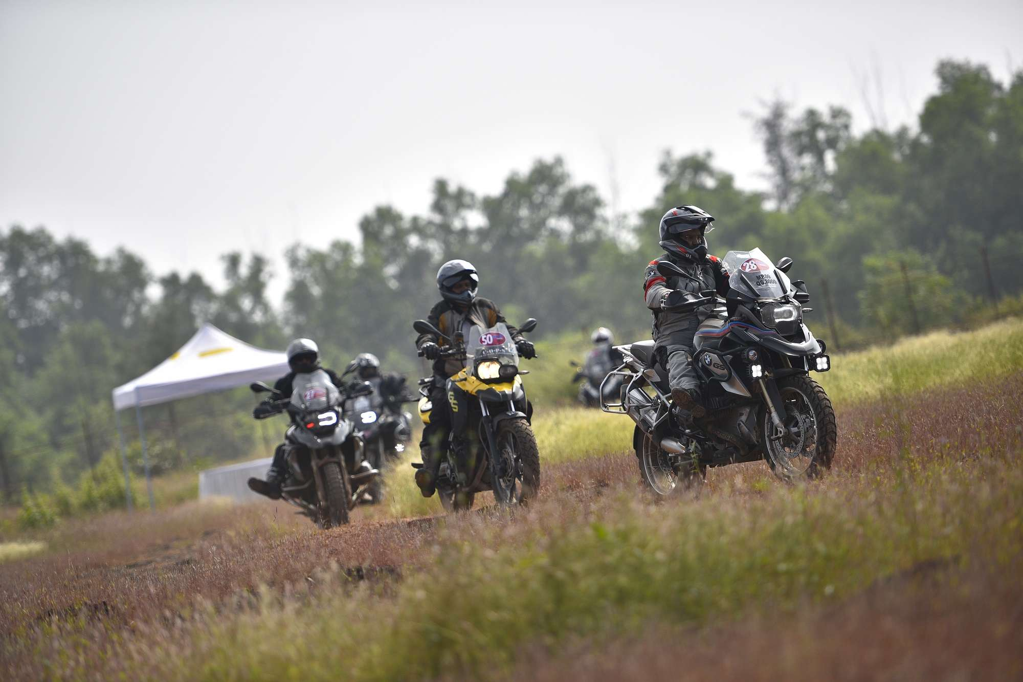 The winning team will be fully equipped by BMW Motorrad for the adventure ahead, flown to New Zealand and presented with a brand new personalized BMW GS motorcycle for each rider for duration of the event, says the company in the release.