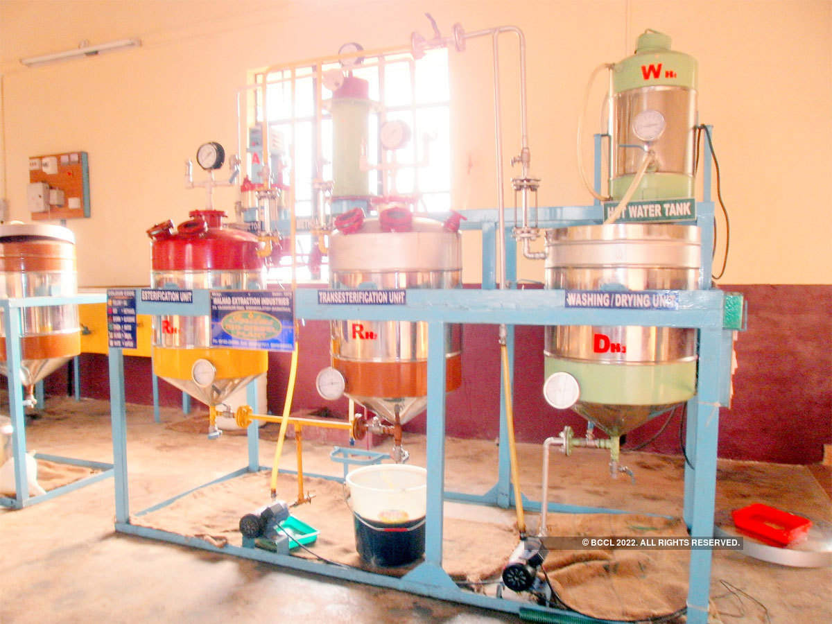 Biodiesel: Govt launches programme for converting used cooking oil