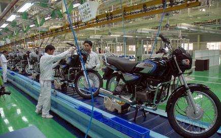 plant shutdown: Hero MotoCorp manufacturing plants to remain