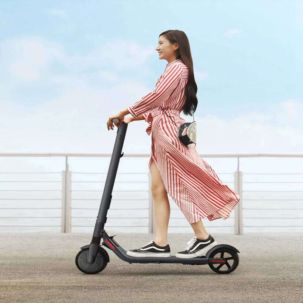 electric scooters: China's Ninebot unveils scooters that