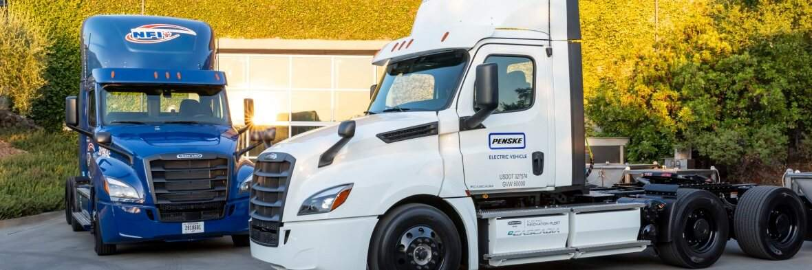 Daimler electric truck: Daimler delivers its first electric