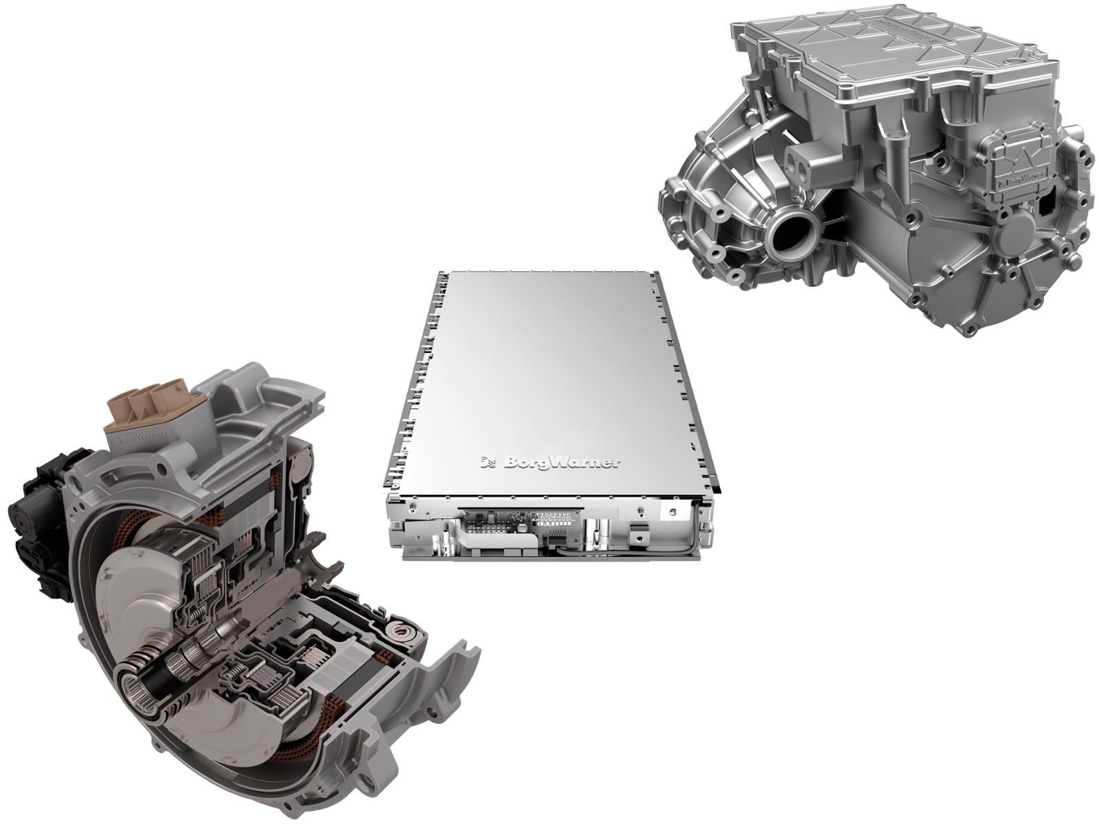 EV components: BorgWarner to showcase hybrid and EV
