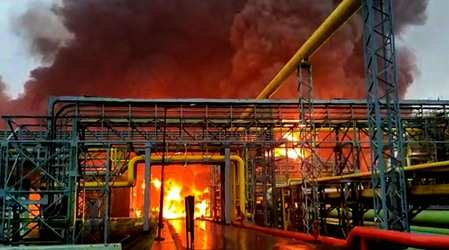 ONGC fire: Four dead, three injured in fire at ONGC site