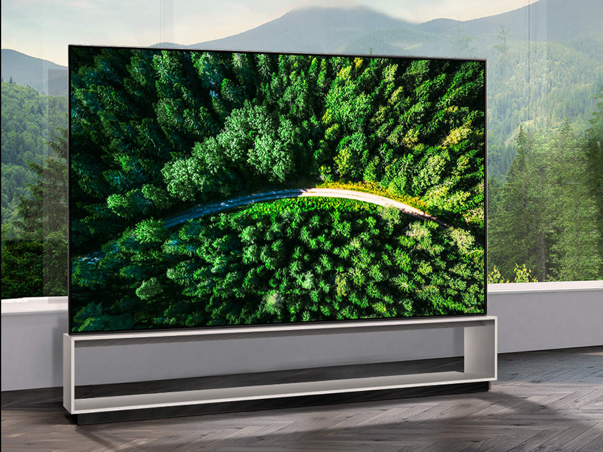 lg 8k oled tv: LG 8K OLED TV to hit the shelves globally