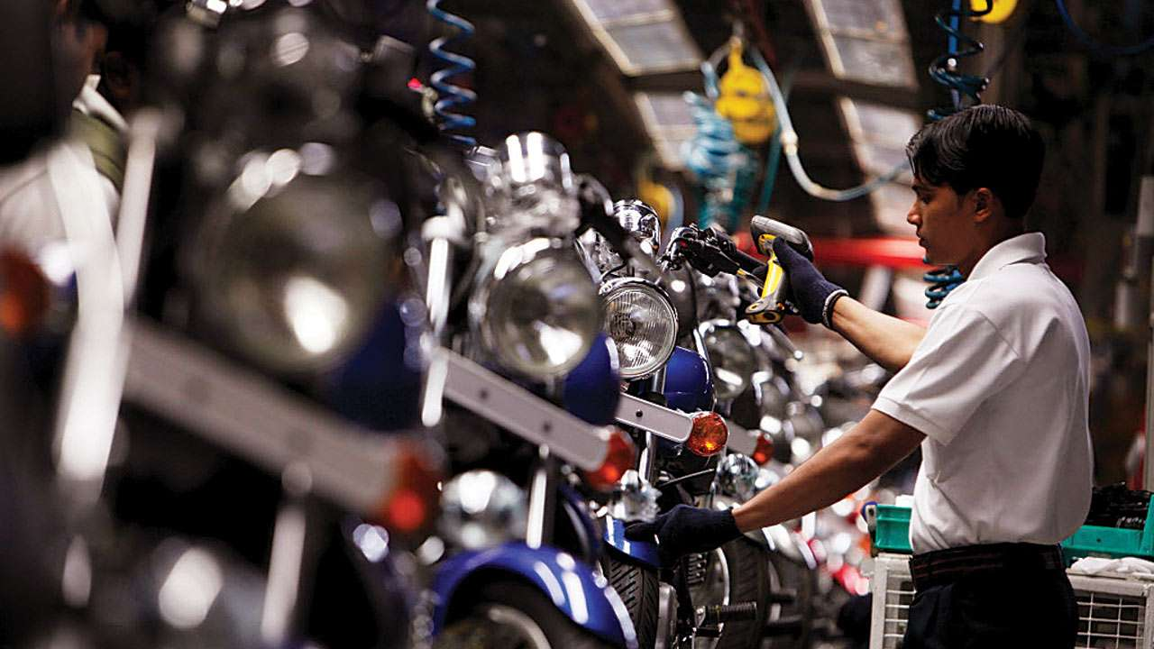 The two-wheelers segment is considered to be a barometer for rural demand but has been dented along with the overall automobile sector from a consumption slowdown.
