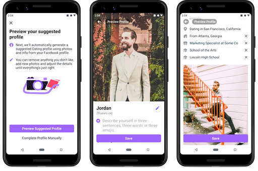 Facebook dating: Can Facebook tackle your love life