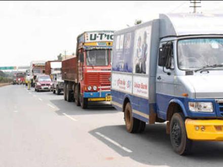 trucks: Economic slowdown may adversely impact truck