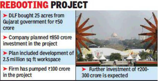 Gujarat government gives nod for DLF's IT park in Gandhinagar