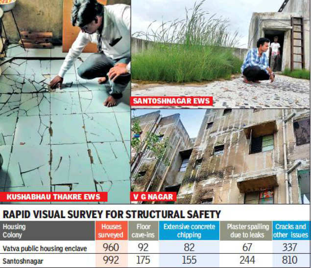 Conduct survey of dilapidated houses: Gujarat CM