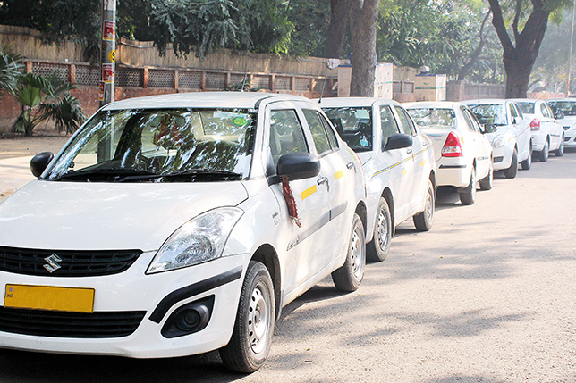 ride sharing: In India 17% cars would be sold to fleet
