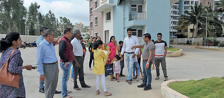 Bengaluru: Mantri Premero residents get homes after 10 years struggle