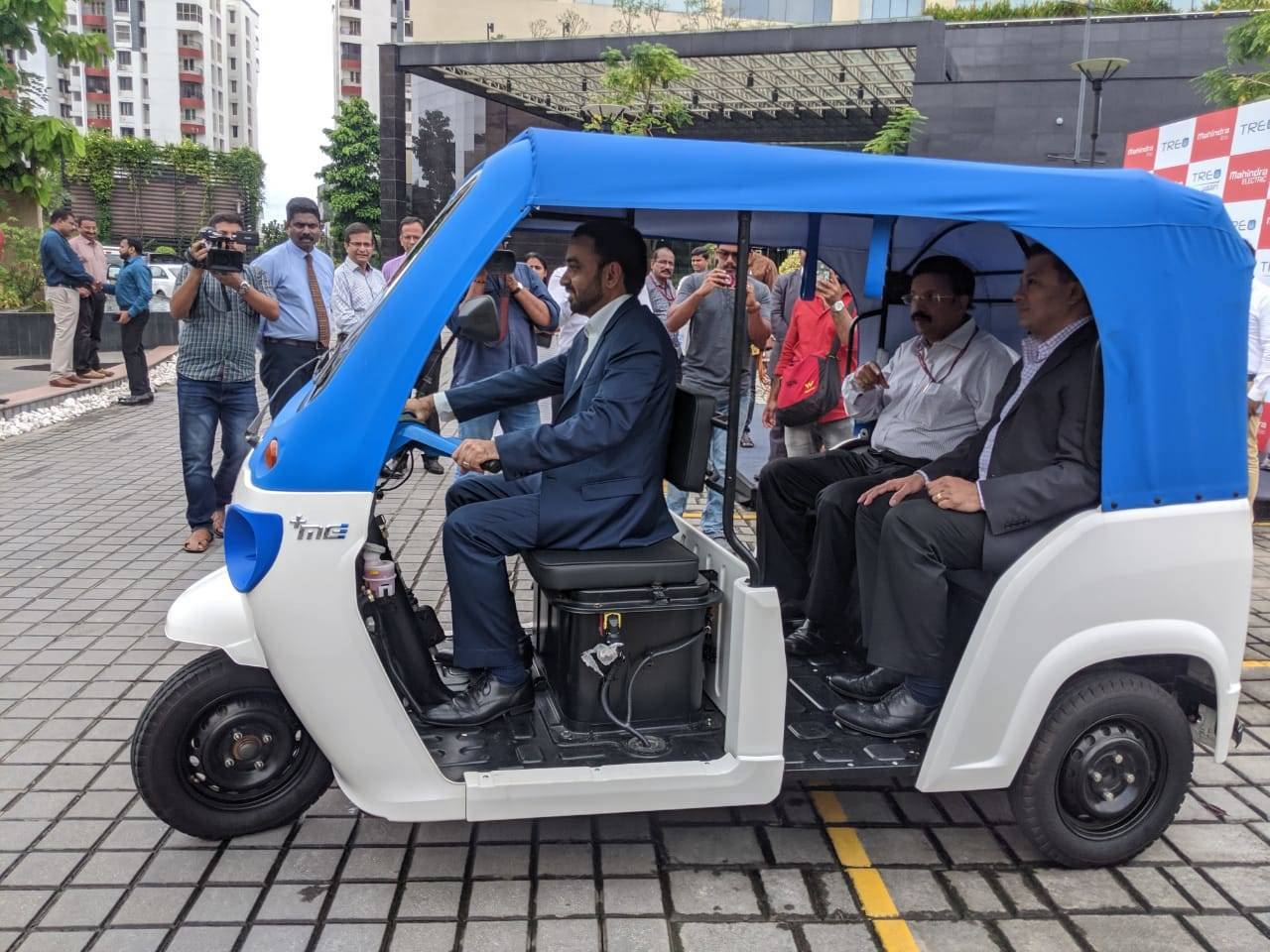 mahindra electric: Mahindra Electric launches Treo range in Kerala, Auto News, ET Auto