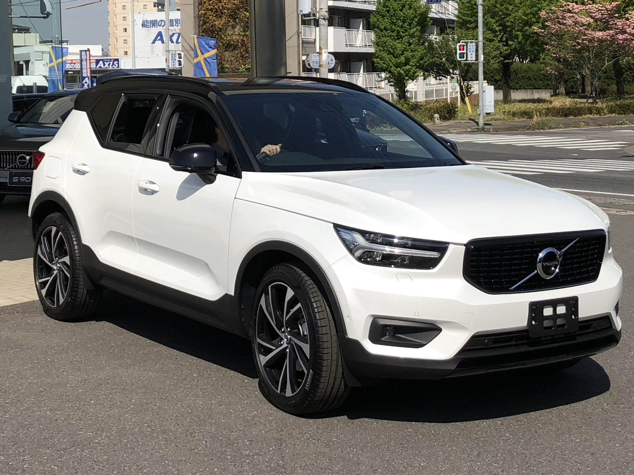 Volvo Electric Suv >> Volvo Xc40 Volvo To Unveil Its First Ev On October 16 An
