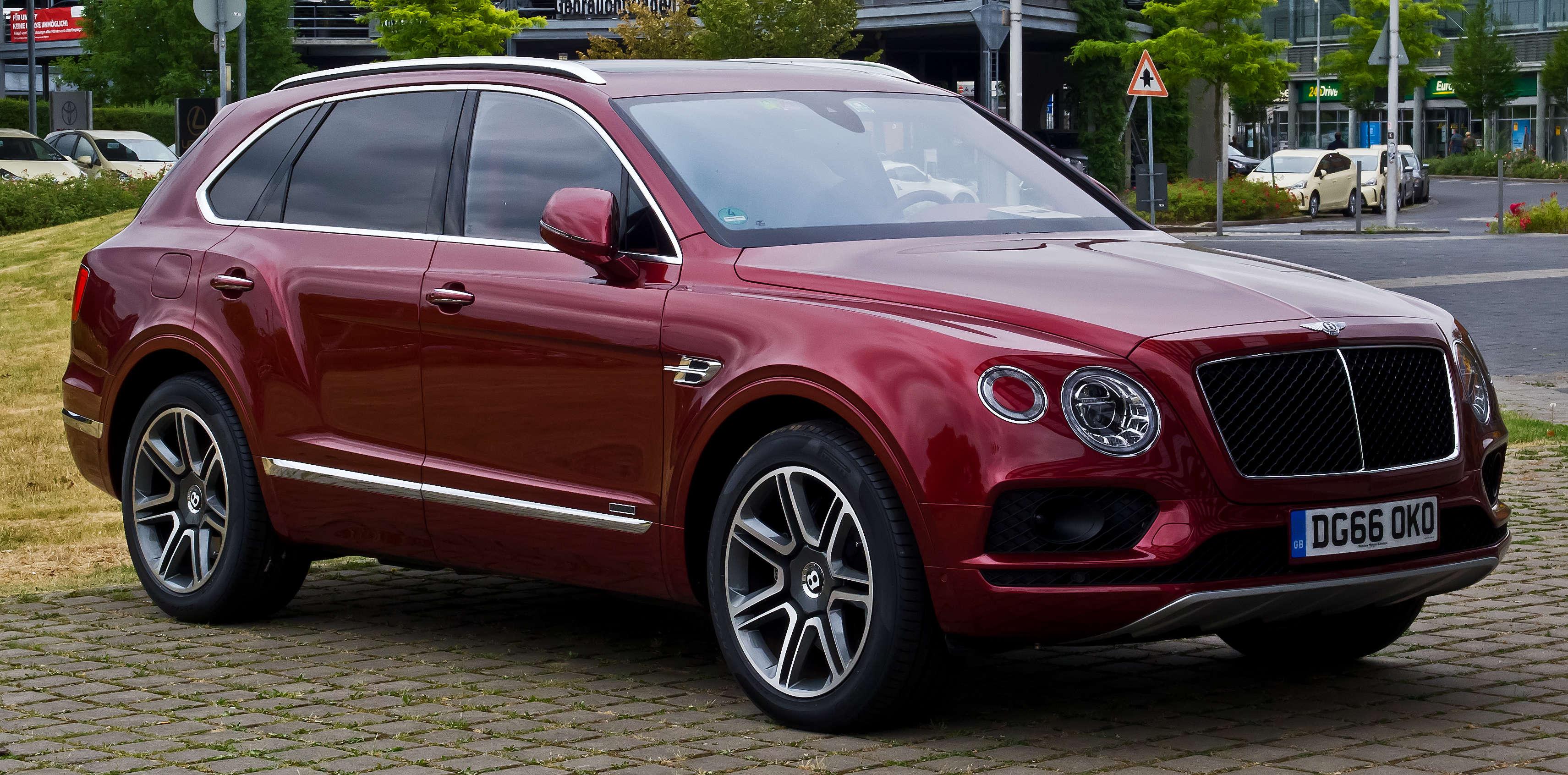 Bentley Bentayga Hybrid Bentley Launches Bentayga Hybrid Suv In Europe Auto News Et Auto