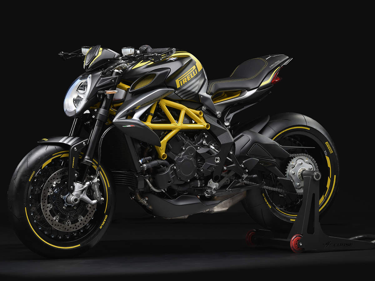 Motoroyale by Kinetic is the exclusive distributor of MV Agusta, Norton, SWM, FB Mondial and Hyosung bikes in India.