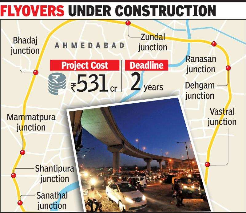 Ahmedabad development body plans to spend Rs 1,431 crore on infrastructure