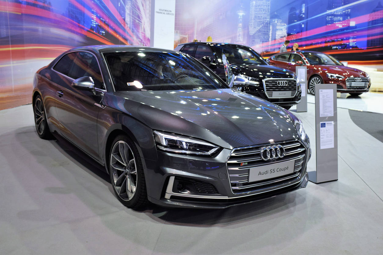 Audi European Delivery >> September 2019 Sales Audi Global Delivery Up 4 5 To