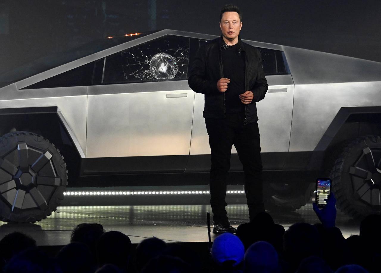 tesla cybertrucks: Tesla may pop 50% if China, cybertrucks
