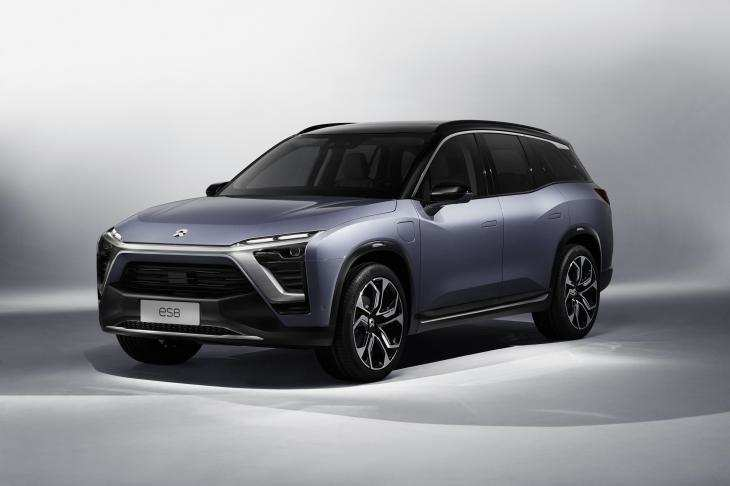 Nio Inc : Tesla competitor NIO launches another SUV in china