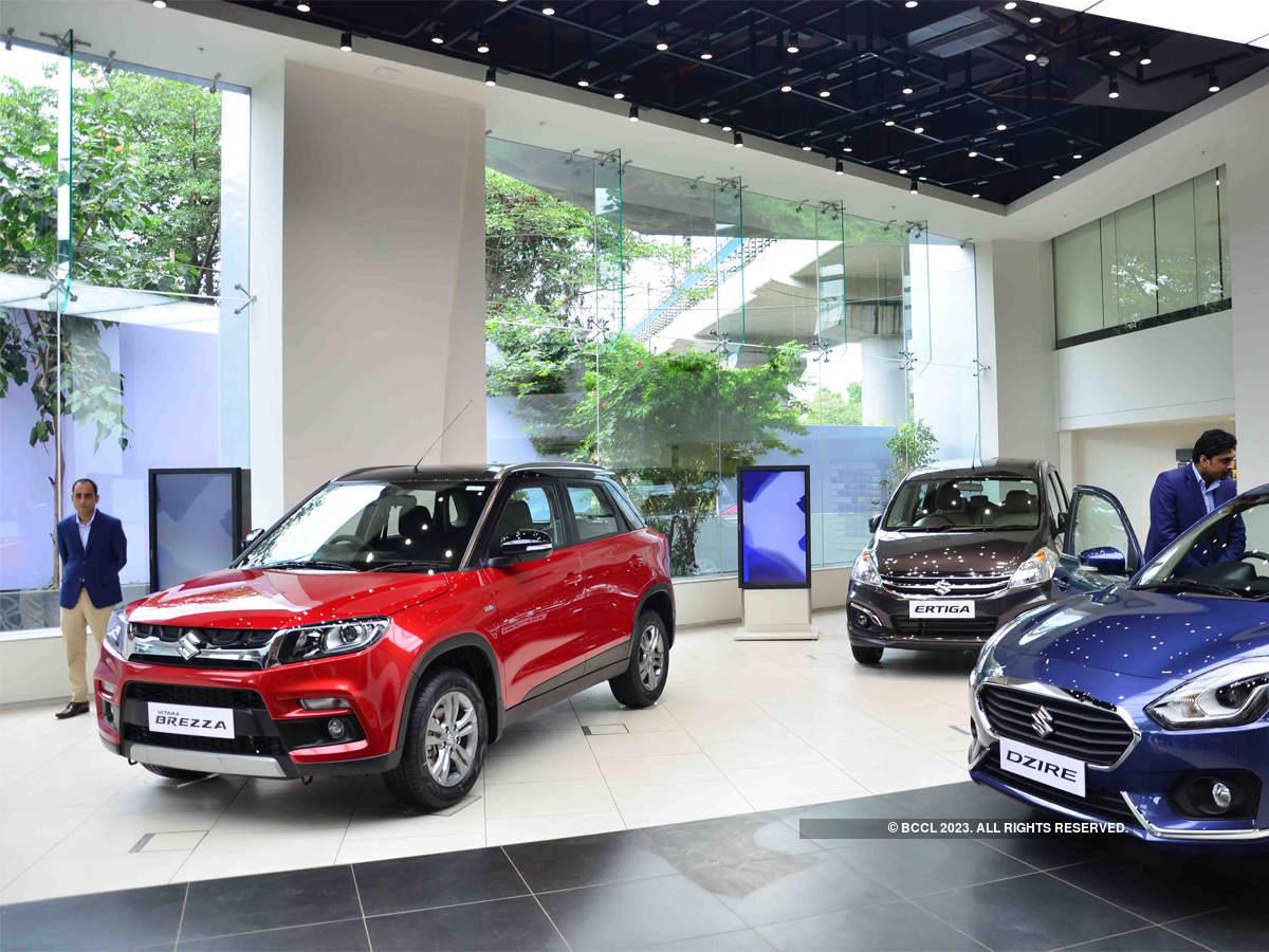 Ags Logistics Pvt Ltd maruti suzuki ags: maruti suzuki sold 6 lakh automatic cars