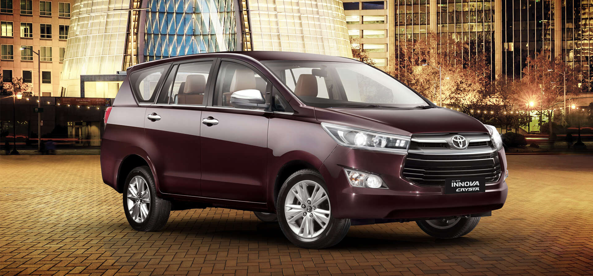 Toyota Innova Crysta Booking Toyota Opens Bookings For Bs Vi Compliant Innova Crysta Auto News Et Auto