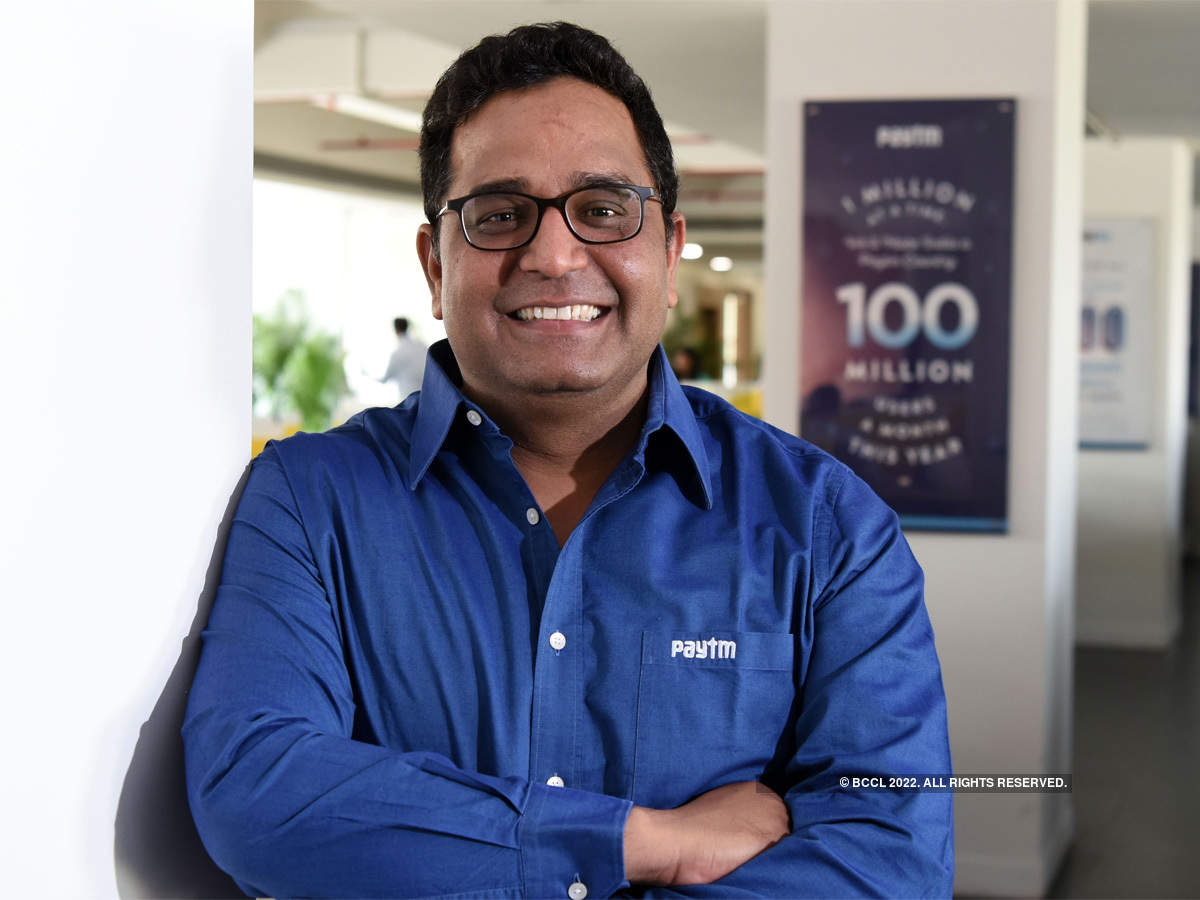 Zero MDR good, but for payment firms it would be better if govt reimburses: Vijay Shekhar Sharma