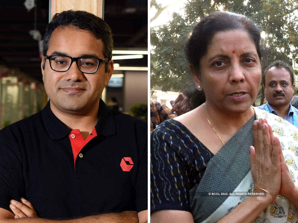 Kunal Bahl wants FM Sitharaman to give tax benefits to ESOPs