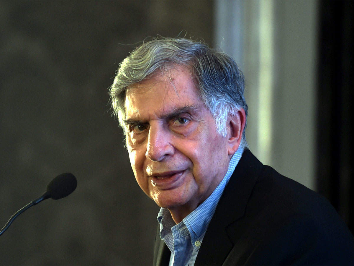 Startups that burn investor money & disappear won't get a second chance: Ratan Tata