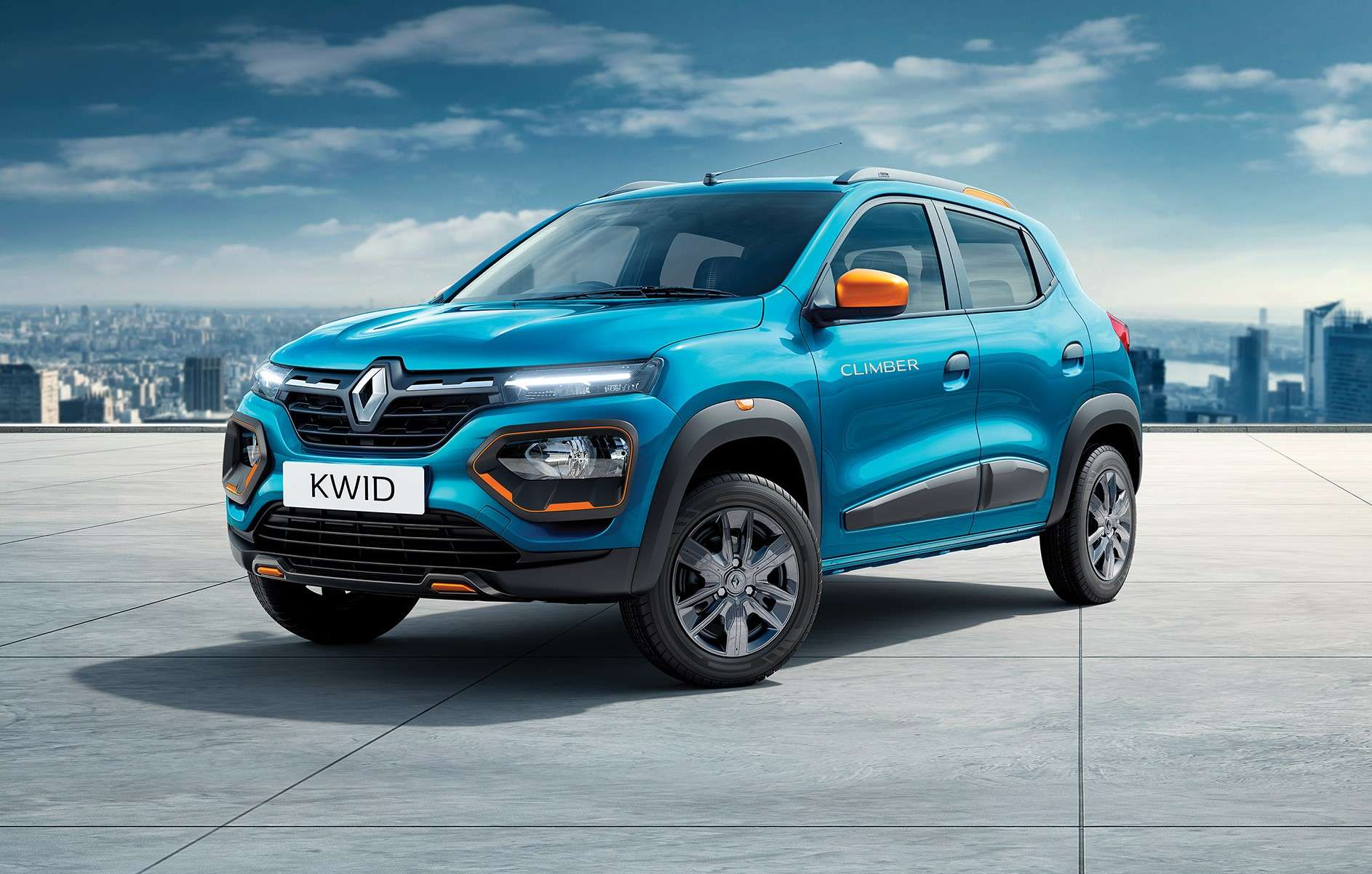 Renault Kwid Price Renault Launches Bs Vi Compliant Kwid Triber Priced From Rs 2 92 Lakh Auto News Et Auto