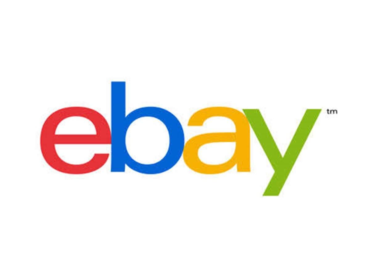 eBay - Lower Case Alphabet Logo.