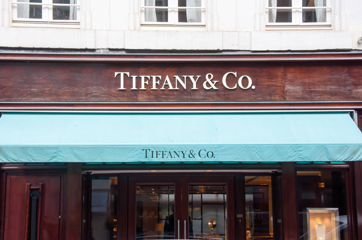 Tiffany opens first India store in New Delhi