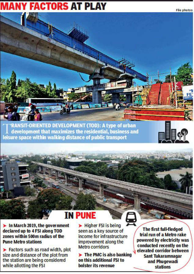 Pune: Real estate sector yet to pick speed along Metro corridor