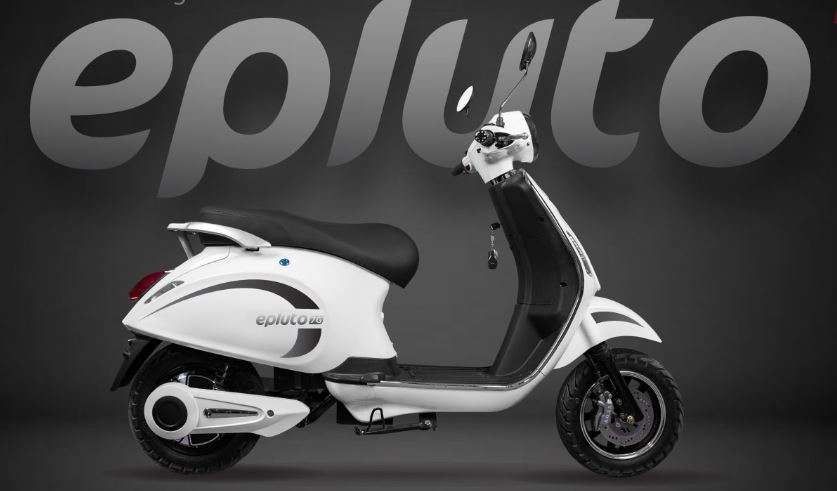 EPluto 7G price: Pure EV launches electric scooter EPluto 7G ...
