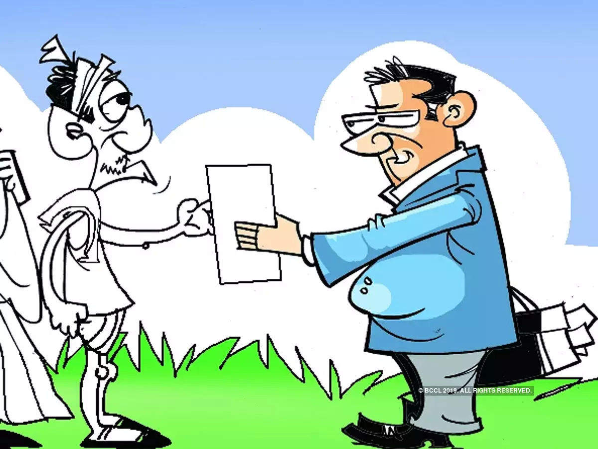 Kisan Credit Card Digital Push Govt Begins Drive To Issue Kisan Credit Card To Pm Kisan Beneficiaries Government News Et Government