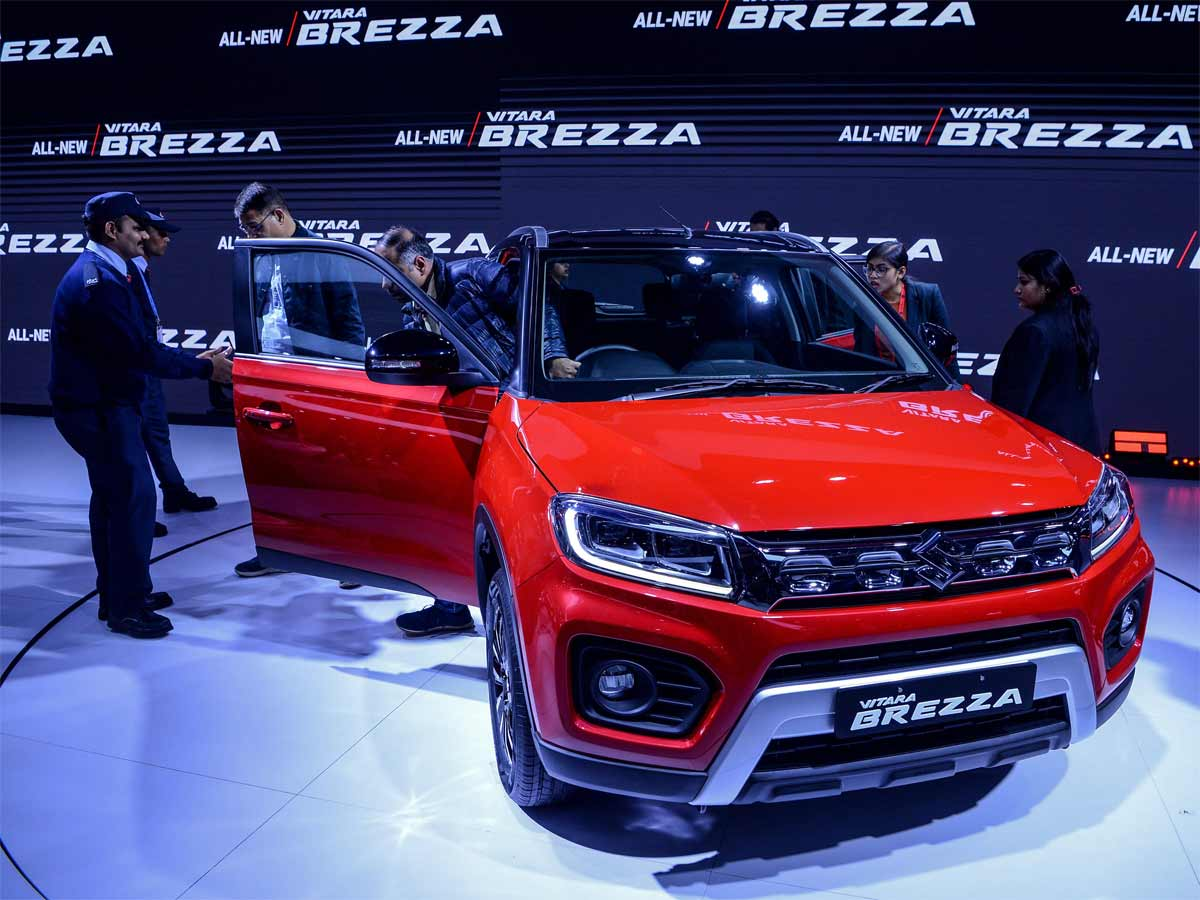 Image result for Led by Suzuki tie-up, Toyota Kirloskar to enter compact SUV, MPV market in 2020-21
