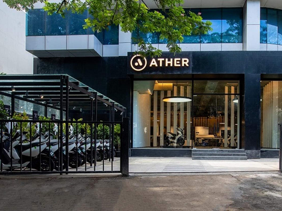Ather Energy expands operations to 4 more cities