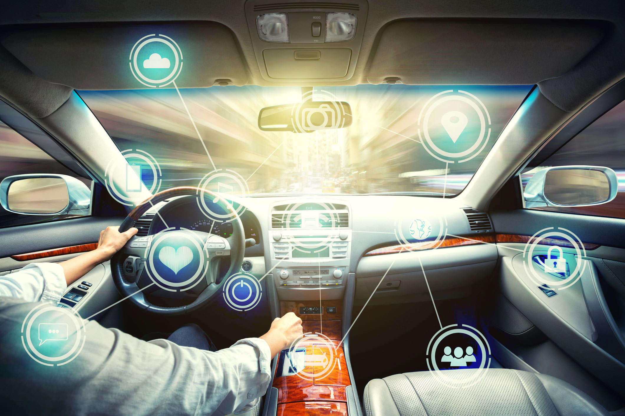 Connected Vehicles Opinion Demystifying The Connected Vehicles Auto News Et Auto