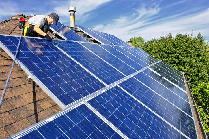Gujarat Alone Houses Two Third Of India S Residential Solar Rooftop Systems Energy News Et Energyworld