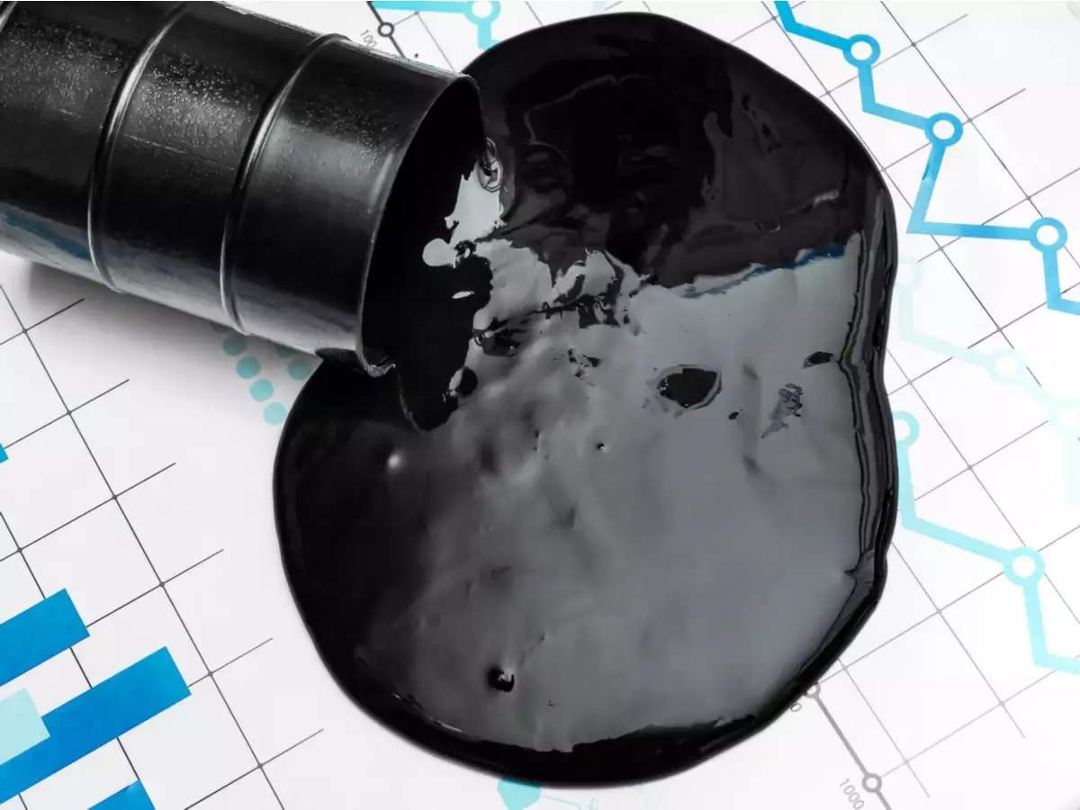 Crude Oil Prices: Crude oil futures plunge nearly 5% on weak global cues, Auto News, ET Auto