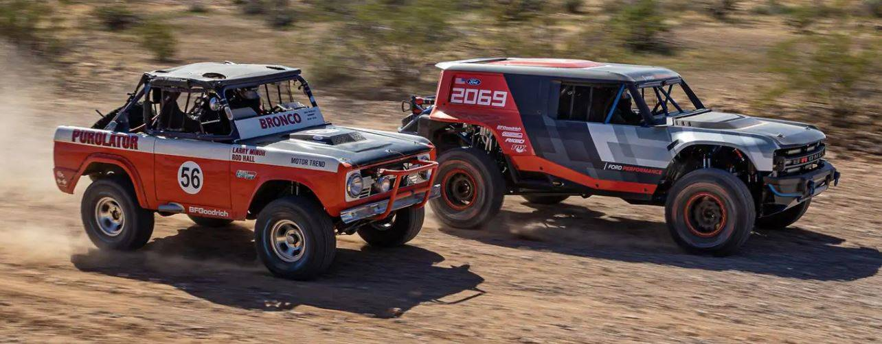 Ford Bronco Ford Takes Aim At Jeep With New Bronco Suvs Auto News Et Auto
