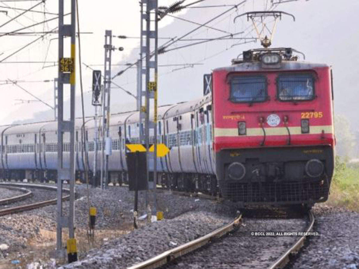 indian railways: Railways keep essential supplies on track, 1.6 ...
