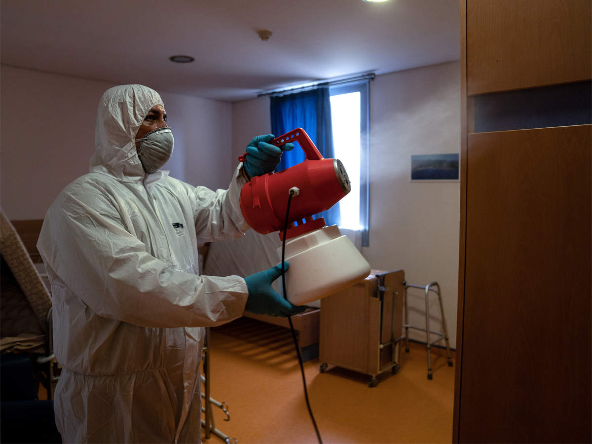 disinfection cleaning companies